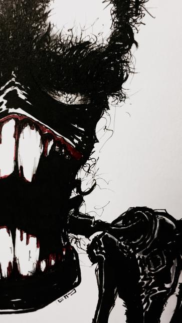 monster artwork part 2