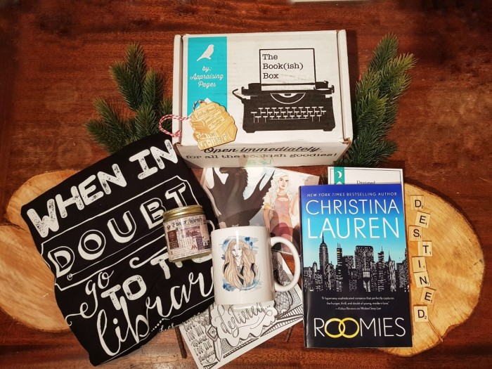 bookish box 1