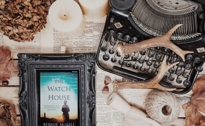 Book Review: The Watch House by BernieMcGill.