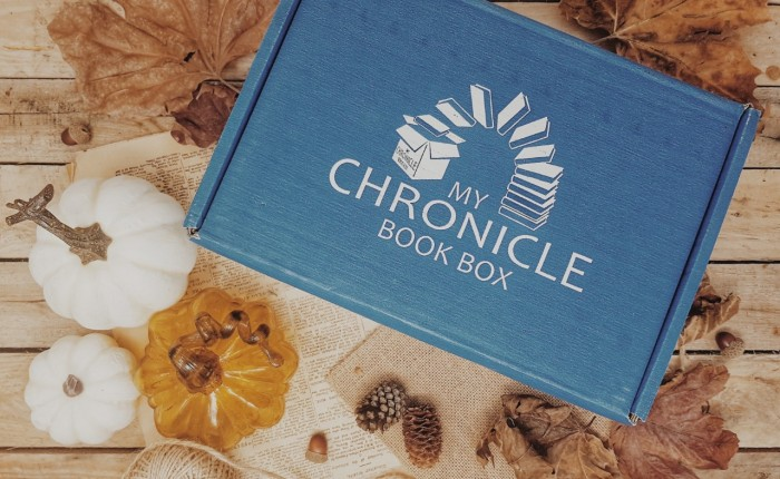 Giveaway: Win a 'My Chronicles Book Box.'