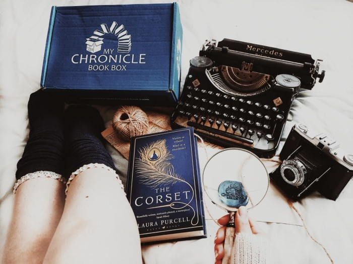 UnBoxing & Interview: My Chronicle Book Box.