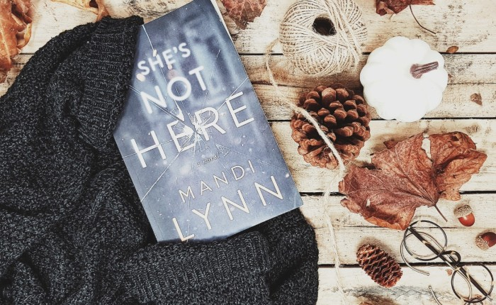 Book Review: She's Not Here by Mandi Lynn.