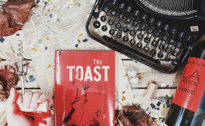 Book Review: The Toast by Matt Marinovich.