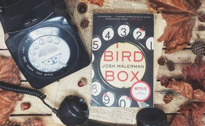 Book Review: Bird Box by JoshMalerman.