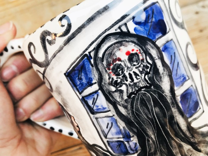 He Comes for me: A Short Story & Ceramic ArtistCollaboration.