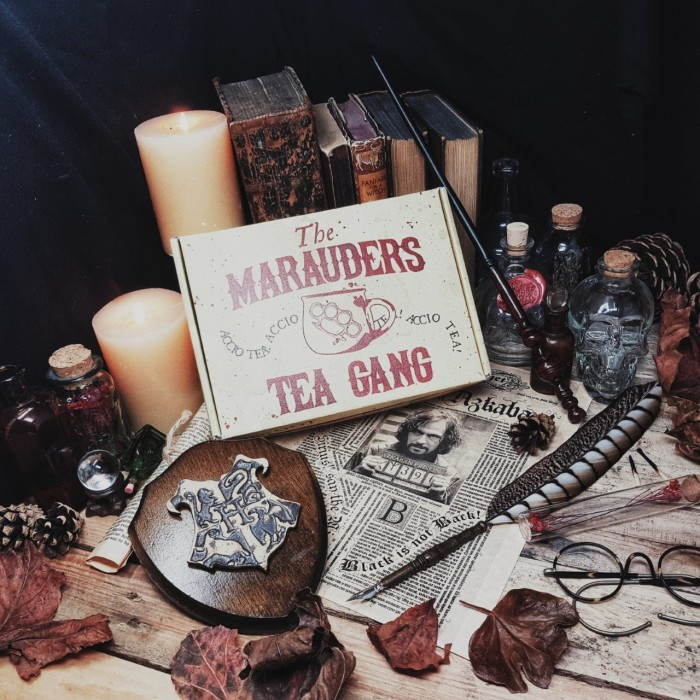 Riddle's Tea Shoppe: The Marauders Tea GangUnboxing.