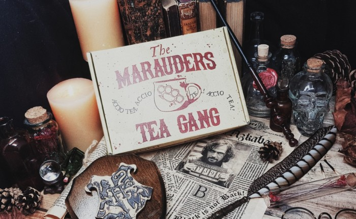 Riddle's Tea Shoppe: The Marauders Tea Gang Unboxing.