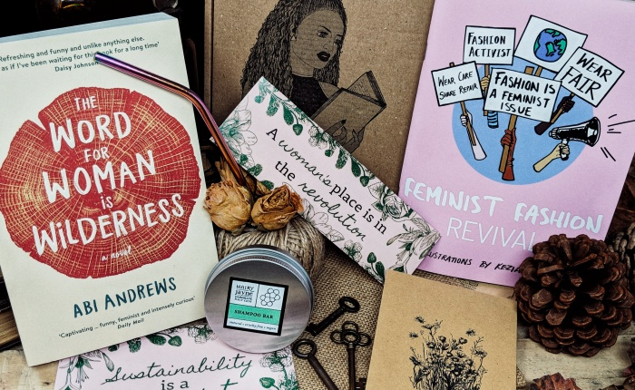 Books That Matter UK Unboxing: The Wild Women Box.