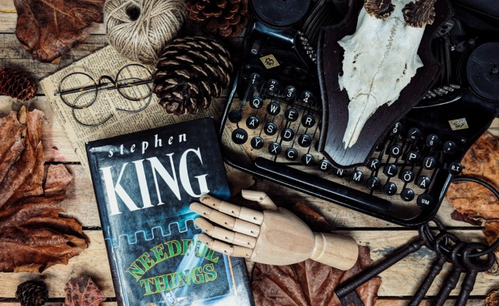 Book & Movie Review: Needful Things by Stephen King.