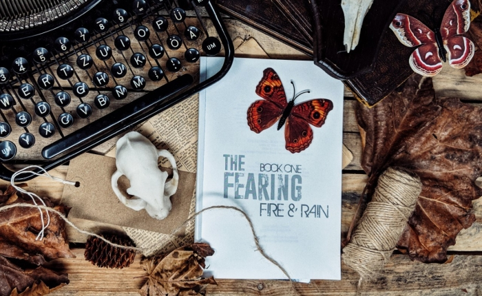 Book Review: The Fearing Book One, Fire & Rain byJohn.F.D.Taff.