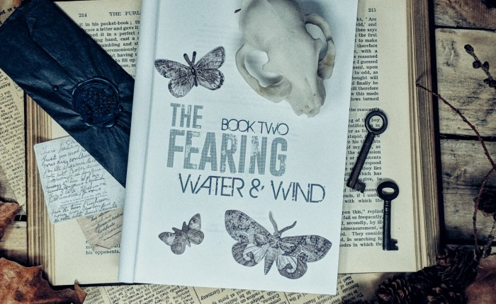 Book Review: The Fearing Book 2, Water & Wind by John.F.D.Taff.