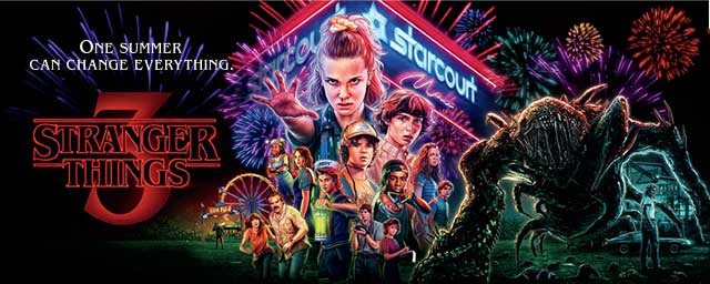 Stranger Things Season 3: 80s Pop Culture Easter Egg Hunt.