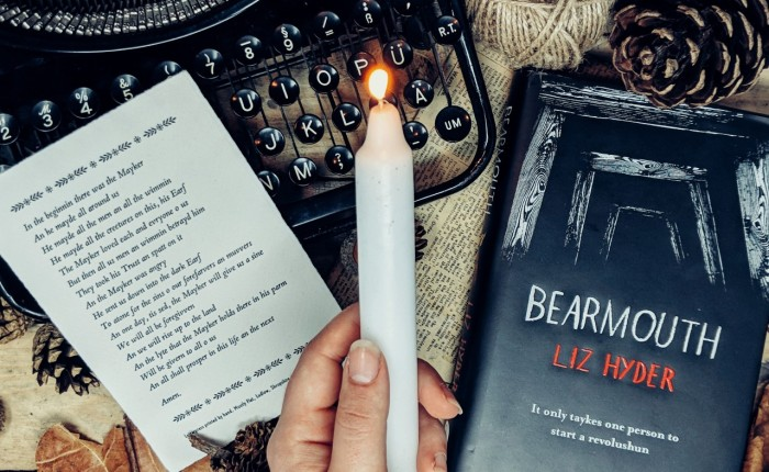 Book Review: Bearmouth by Liz Hyder.