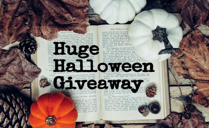 Huge Halloween Giveaway!