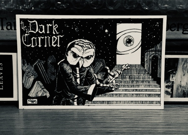 Interview with the Minds behind The Dark Corner Zine.