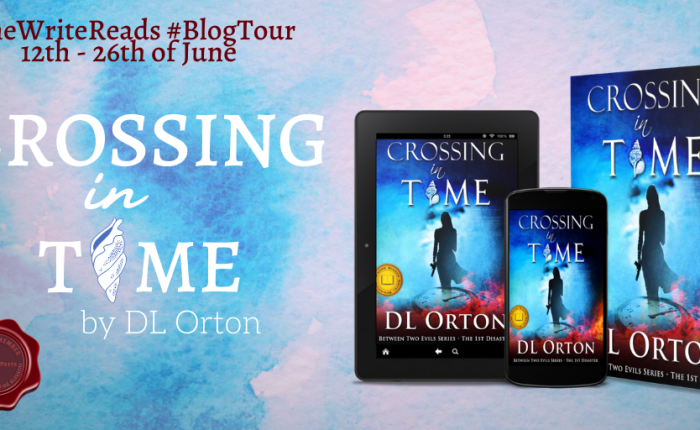 Blog Tour: Crossing In Time by D.L.Orton.